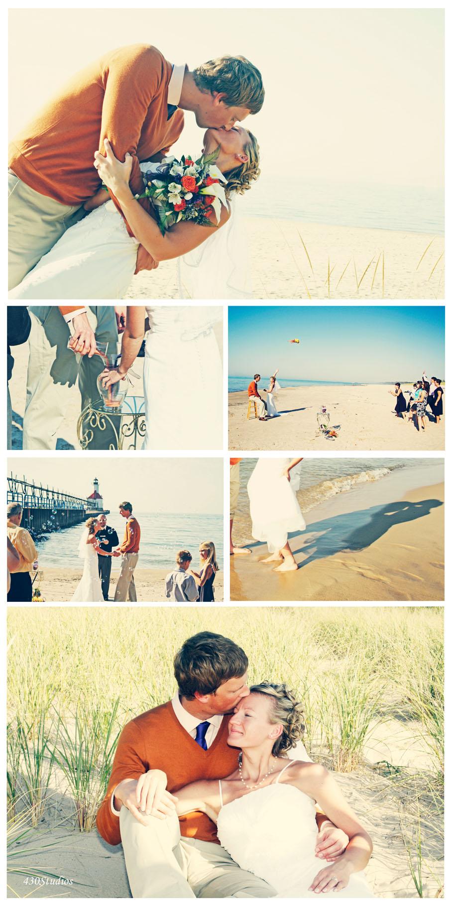 lake-michigan-wedding-tiscornia-beach